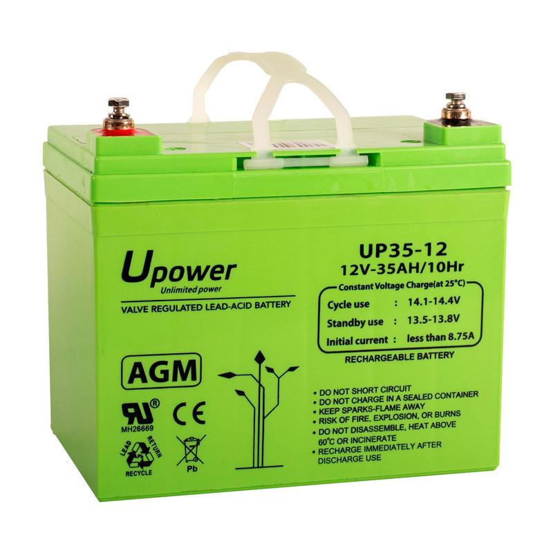 Batería U-Power AGM 12V 35Ah
